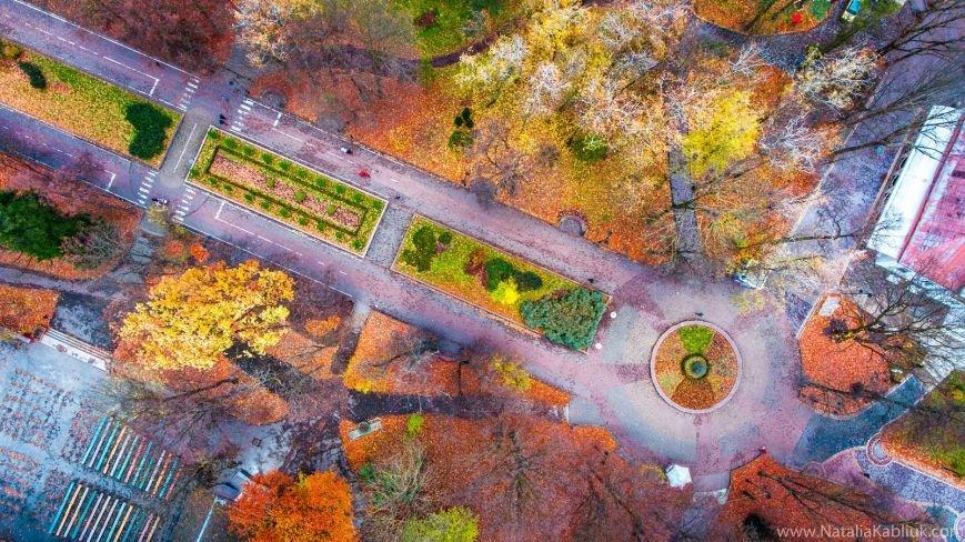 Осінній Франківськ із висоти пташиного польоту. Фото, фото-6