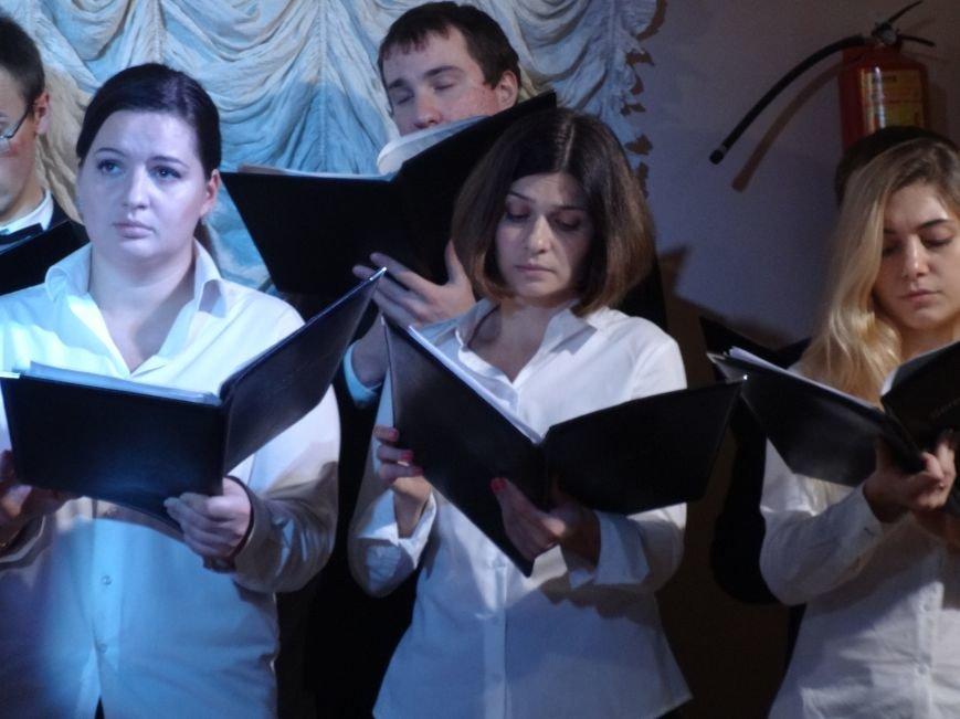 """В Царском Селе прошел концерт """"Страницы хоровой музыки"""", фото-2"""