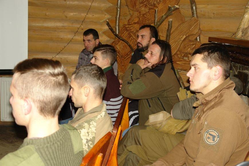 У Верховині проходить форум ветеранів АТО. Фото, фото-5