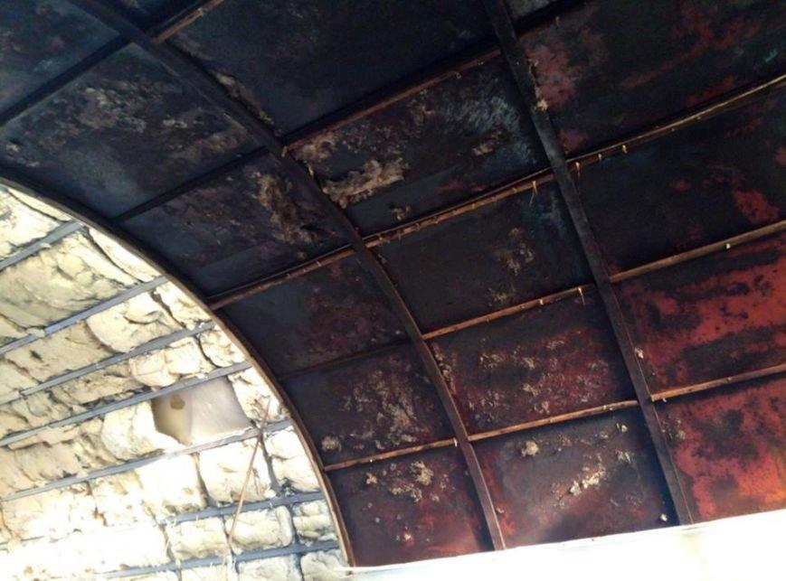 На Левобережье Мариуполя горела церковь Киевского патриархата(Дополнено, ФОТО), фото-7
