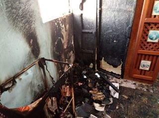 На Левобережье Мариуполя горела церковь Киевского патриархата(Дополнено, ФОТО), фото-3