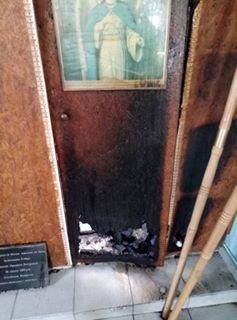 На Левобережье Мариуполя горела церковь Киевского патриархата(Дополнено, ФОТО), фото-5