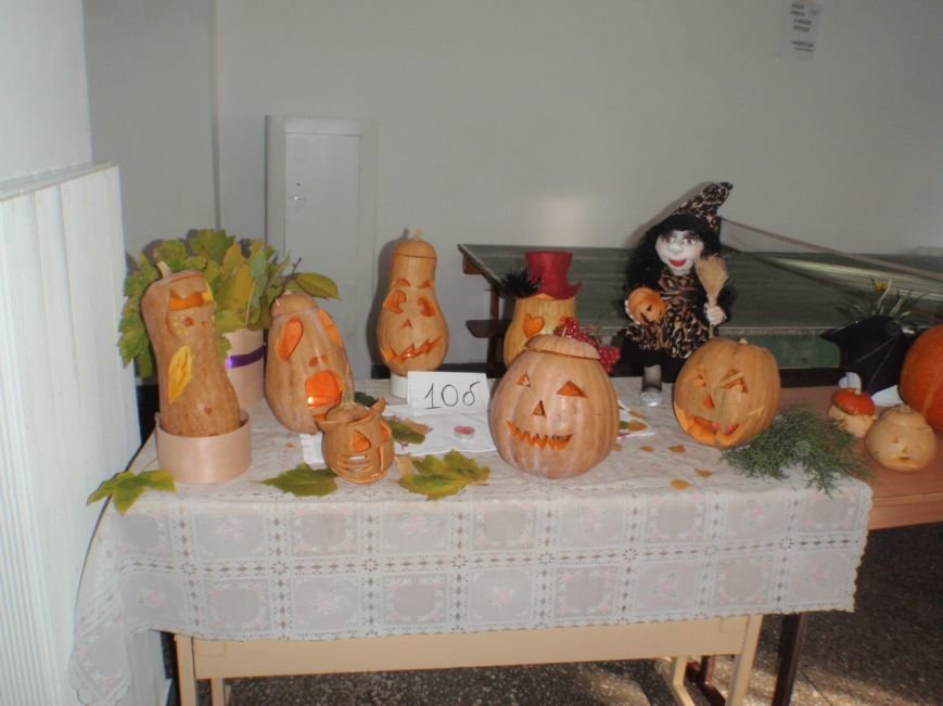Вместо «Хеллоуина» в Мелитополе прошел «День гарбуза» (фото), фото-6