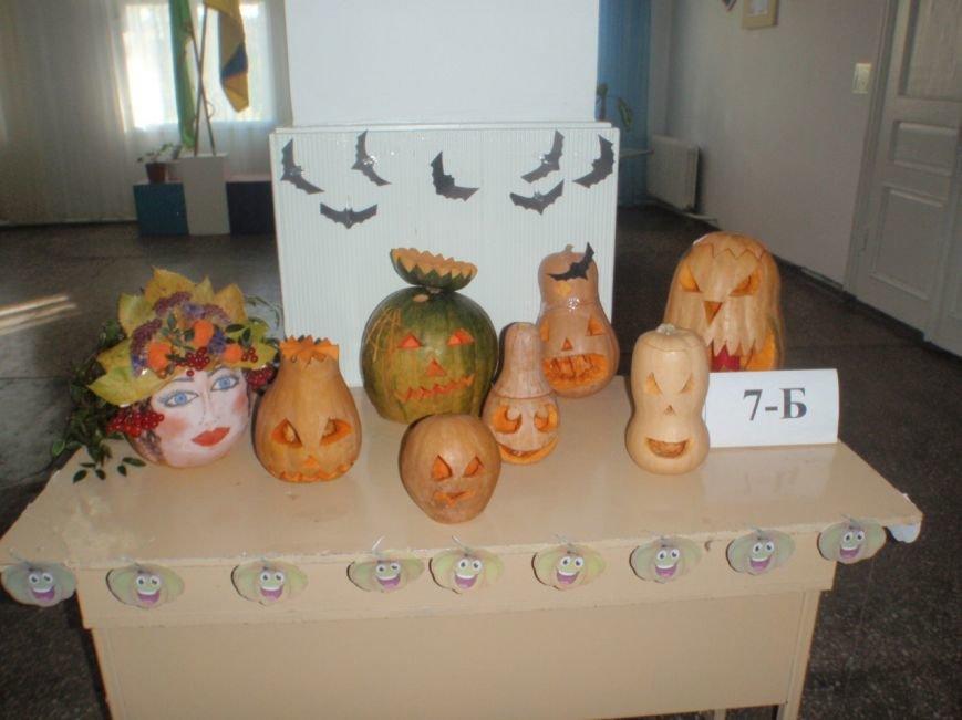 Вместо «Хеллоуина» в Мелитополе прошел «День гарбуза» (фото), фото-1