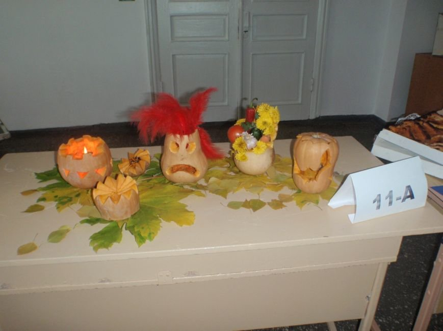 Вместо «Хеллоуина» в Мелитополе прошел «День гарбуза» (фото), фото-3