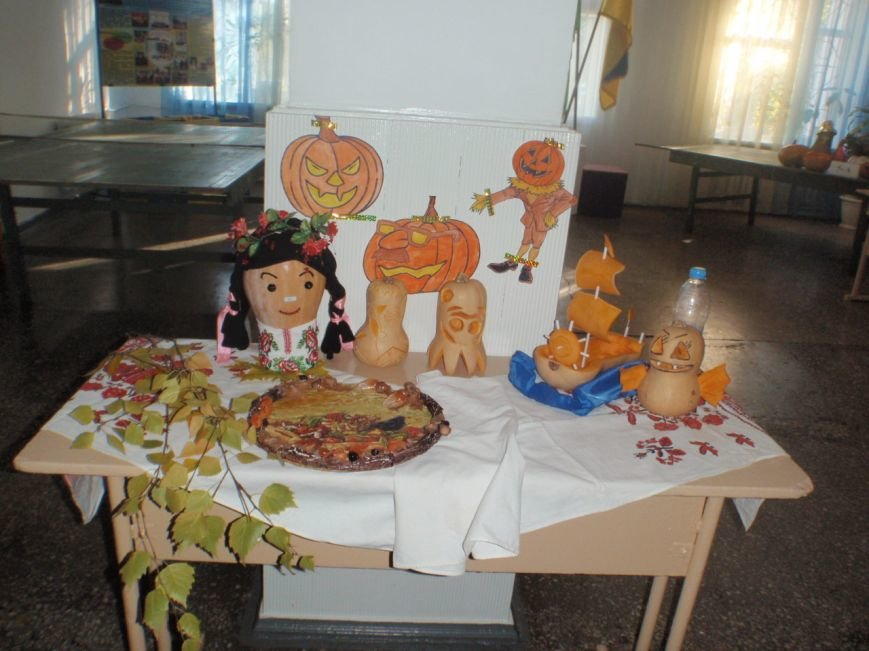 Вместо «Хеллоуина» в Мелитополе прошел «День гарбуза» (фото), фото-7