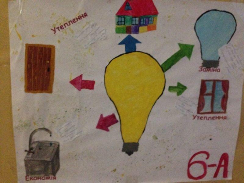 Краматорский детей учили энергосбережению, фото-2