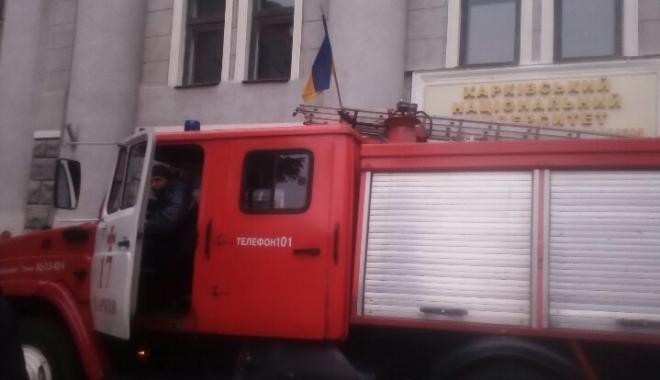 В Харькове спасатели не дали случиться пожару в ХНУРЭ (ФОТО), фото-2