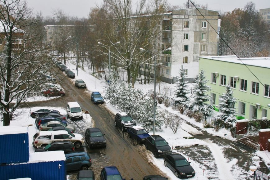 Троицк замело: 30% месячной нормы снега выпало за ночь, фото-1