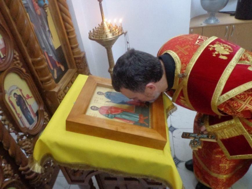 Мелитопольские юристы поклонились своим небесным покровителям, фото-3