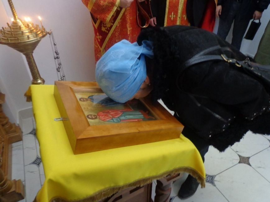 Мелитопольские юристы поклонились своим небесным покровителям, фото-4