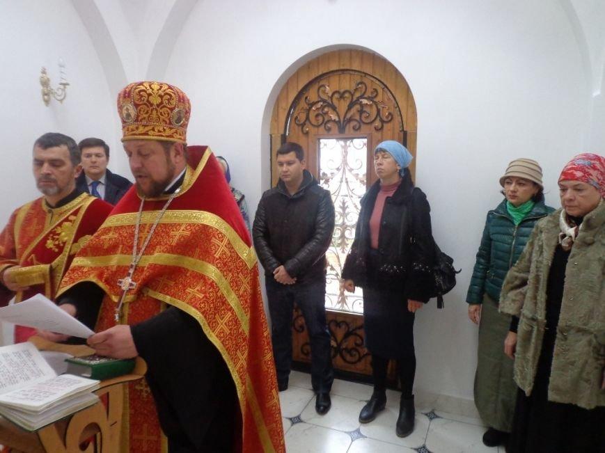 Мелитопольские юристы поклонились своим небесным покровителям, фото-2