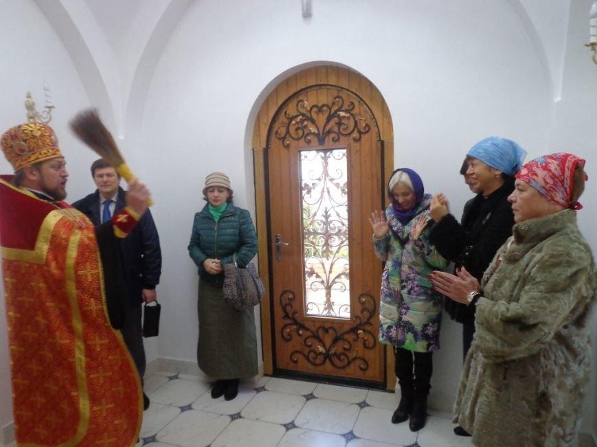 Мелитопольские юристы поклонились своим небесным покровителям, фото-1