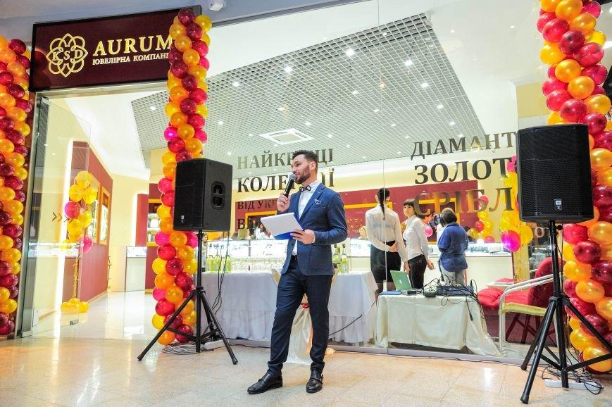 """3 ноября в Харькове в ТРЦ """"Ave Plaza"""" состоялось долгожданное событие, открытие нового ювелирного магазина KSD AURUM, фото-2"""