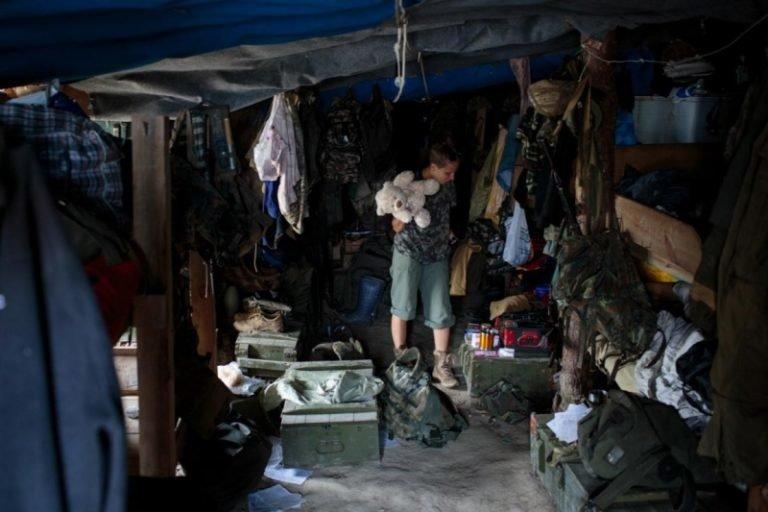 """""""У світі українських жінок-воїнів"""": унікальний американський фотопроект у зоні АТО. Фото, фото-5"""
