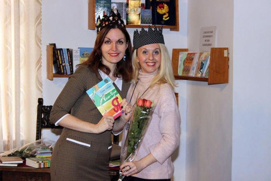 """У Кам'янець завітала Слава Світова із презентацією книги """"Жила-була Я"""", фото-1"""