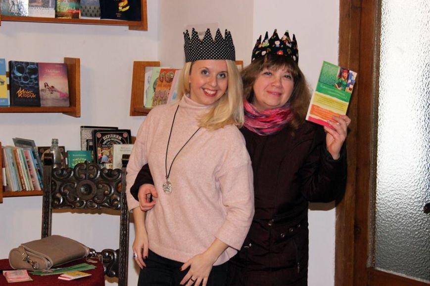 """У Кам'янець завітала Слава Світова із презентацією книги """"Жила-була Я"""", фото-2"""