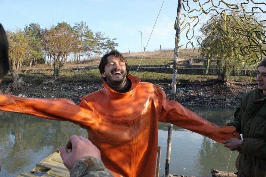 Відомий телеведучий у Кам'янці з благодійною метою, фото-2