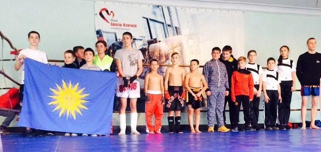 Відкритий чемпіонат міста із кікбоксинку, фото-4