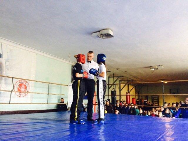 Відкритий чемпіонат міста із кікбоксинку, фото-2