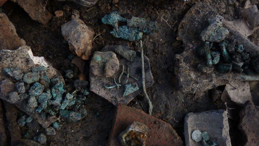 Чергова сенсаційна знахідка кам'янецьких археологів, фото-4