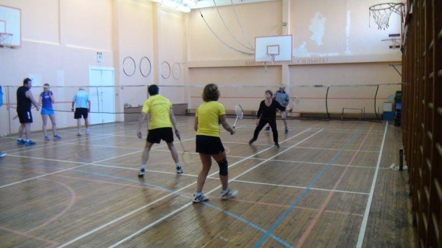 В Пушкине состоялся открытый турнир по бадминтону «Царскосельская осень», фото-2