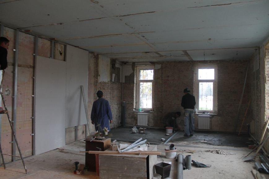 В декабре в Бахмуте откроется обновленный территориальный сервисный центр МВД, фото-1
