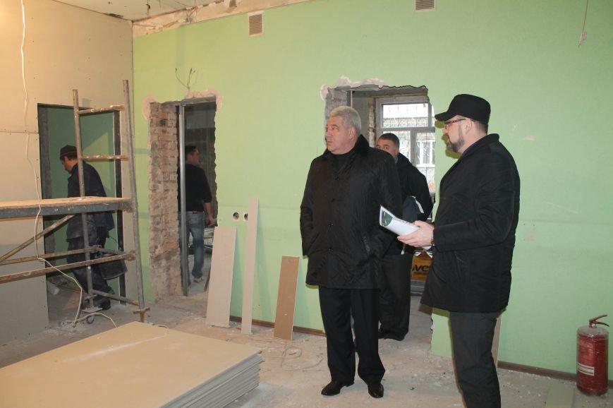 В декабре в Бахмуте откроется обновленный территориальный сервисный центр МВД, фото-4