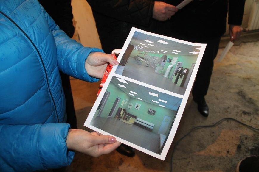 В декабре в Бахмуте откроется обновленный территориальный сервисный центр МВД, фото-3