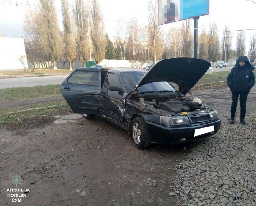 В Сумах средь бела дня пытались разобрать автомобиль (ФОТО), фото-2