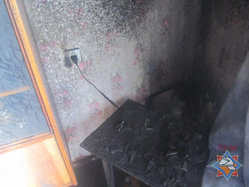 Молодой гродненец поджог квартиру пенсионерки, где он снимал комнату, чтобы замести следы кражи тысячи долларов, фото-2