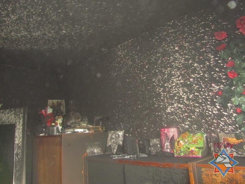 Молодой гродненец поджог квартиру пенсионерки, где он снимал комнату, чтобы замести следы кражи тысячи долларов, фото-3