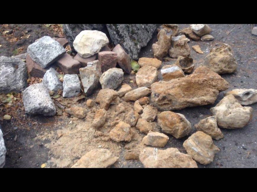 В Мариуполе нашли кости мамонта (Дополнено, ФОТО, ВИДЕО), фото-7