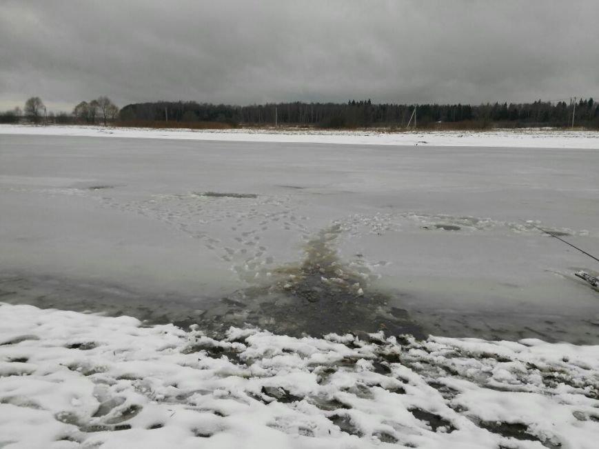 Рыбак чуть не утонул в пруду на территории Новой Москвы, фото-2