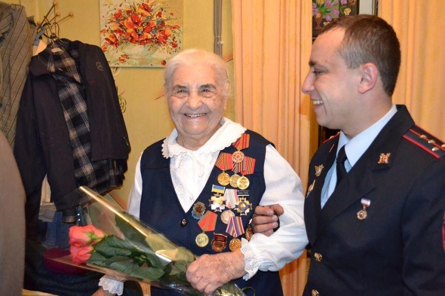 Гаспринского Ветерана ВОВ поздравили с Днем Воинской Славы России, фото-2