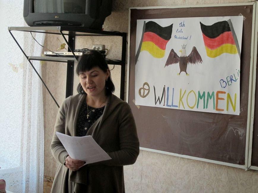 В Бахмутском районе урок немецкого для детей провел… офицер ВСУ, фото-5