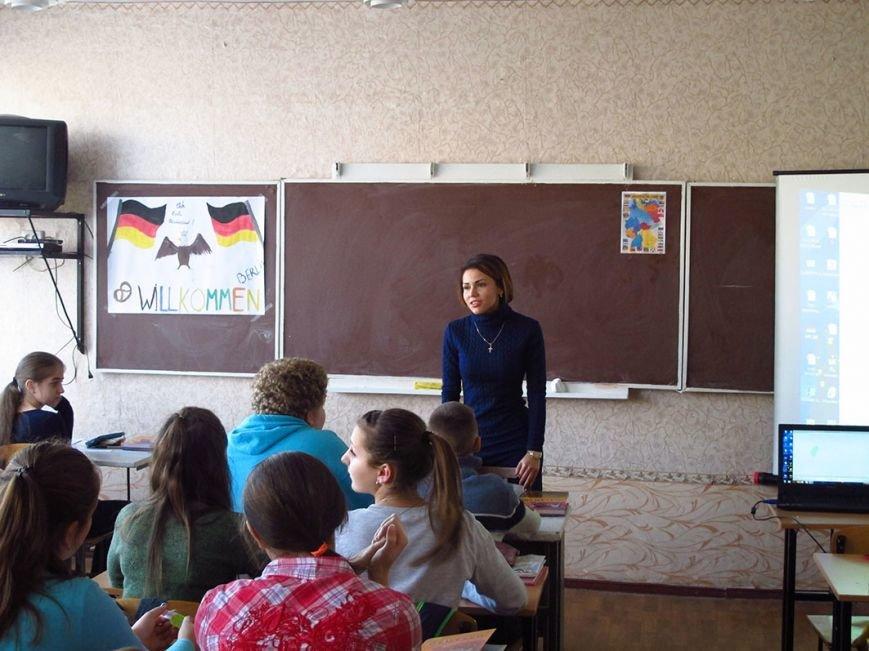 В Бахмутском районе урок немецкого для детей провел… офицер ВСУ, фото-3