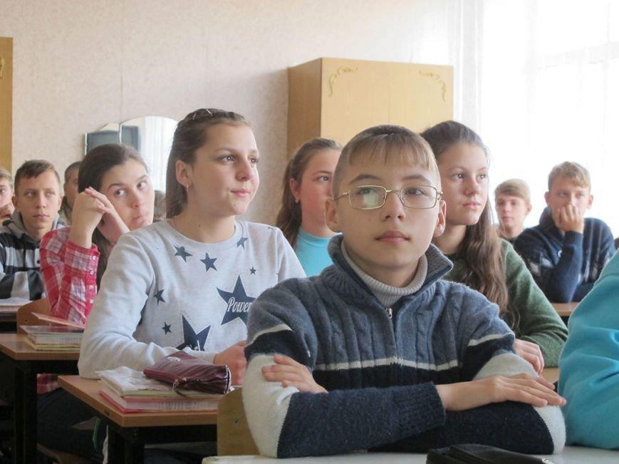 В Бахмутском районе урок немецкого для детей провел… офицер ВСУ, фото-4