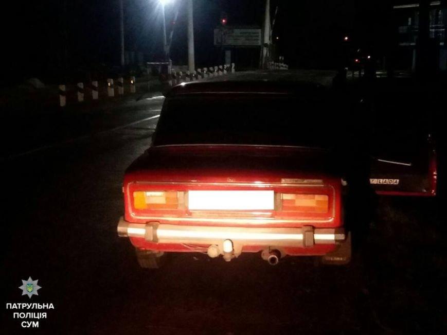 За вечер в Сумах остановили двух пьяных водителей (ФОТО), фото-3