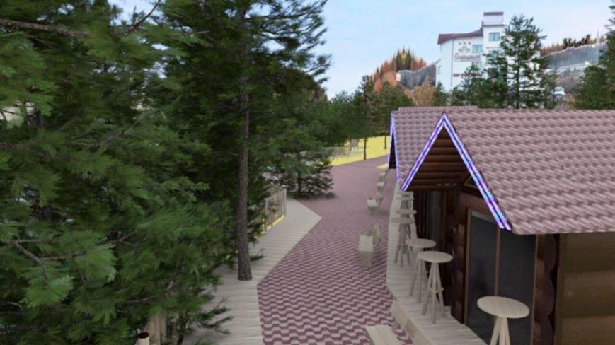 Сувенірники і яремчанський бізнесмен ніяк не дійдуть згоди в облаштуванні туристичної променади у Яремче (ФОТО), фото-1