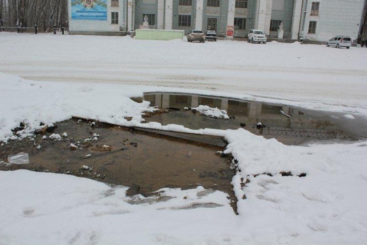 Потоп на ул. Победы (7)