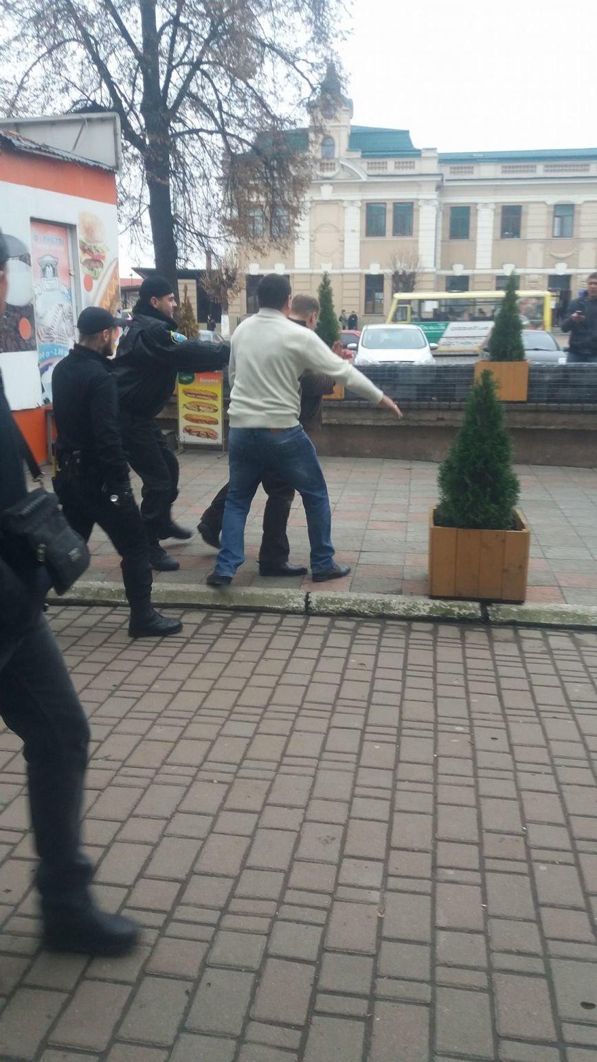 П'яного франківця прийняли за сепаратиста (ФОТО), фото-1