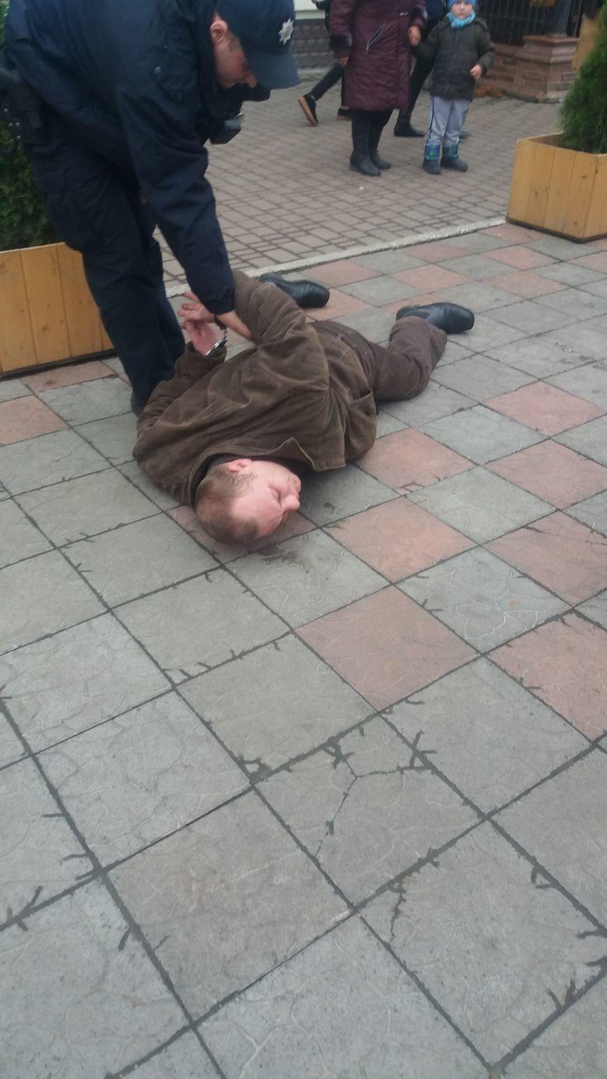 П'яного франківця прийняли за сепаратиста (ФОТО), фото-2