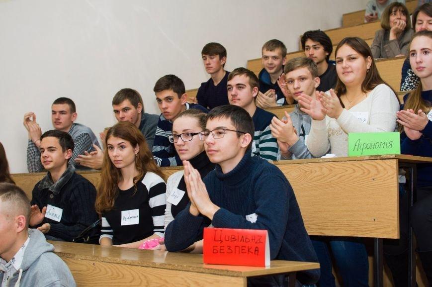 Мелитопольские школьники и студенты сразились в химическом брейн-ринге, фото-1
