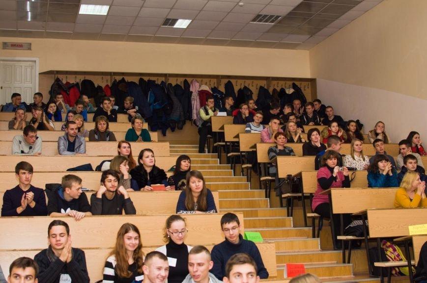 Мелитопольские школьники и студенты сразились в химическом брейн-ринге, фото-2