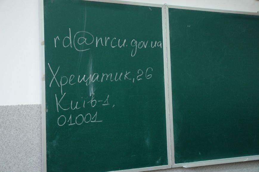 Відомі франківці і студенти писали диктант національної єдності. Фото, фото-9