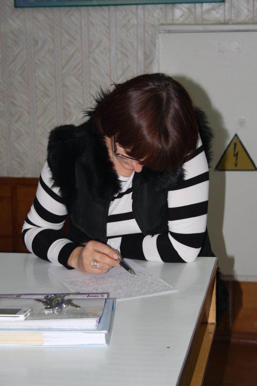 Кам'янчани долучилися до «Всеукраїнського радіодиктанту національної єдності», фото-3