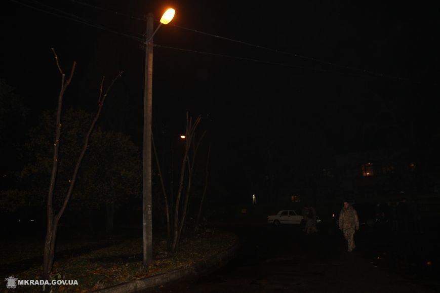 В Николаеве в микрорайоне Леваневцев установили фонари (ФОТО), фото-3