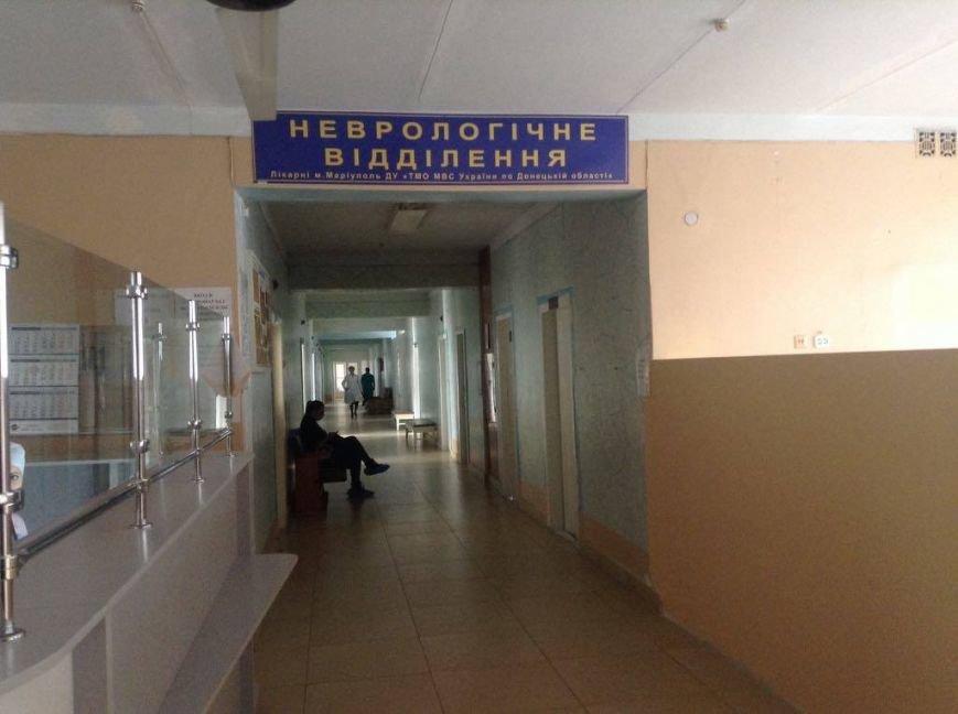 """Медики и пациенты больницы на окраине Мариуполя митинговали против """"силовиков"""" (ФОТО, ВИДЕО), фото-11"""