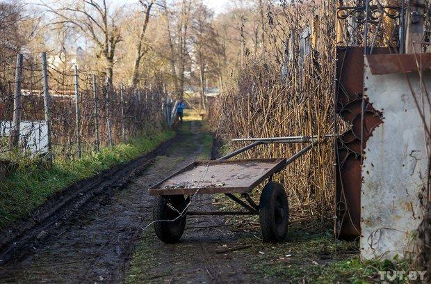 """""""Вот и всё"""". Как сейчас живет незаконный дачный поселок на окраине Гродно, который должны на днях снести, фото-3"""